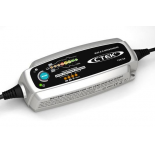 Chargeur CTEK MXS 5.0 12V 5A TEST AND CHARGE