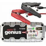 Chargeur NOCO GENIUS G15000 bi-tension 12V 15A et 24V 7A