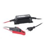 Chargeur multitension pour batteries plomb 6V / 12V / 24V-2A