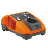 Chargeur d'origine pour batteries de type AEG Li-Ion non coulissantes (système IQ) - 3,0A - 12V / Li-Ion