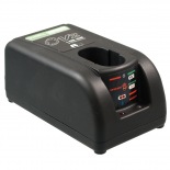 Chargeur pour batteries de type Gesipa - 3,0A - 7,2V - 18V / Ni-Cd + Ni-MH + Li-Ion