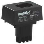 Adaptateur pour batteries METABO ancienne génération sur chargeurs Air Cooled 6.27075