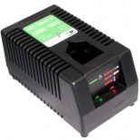 Chargeur pour batteries de type Lincoln non coulissantes - 3,0A - 14,4 V - 18V / Ni-Cd + Ni-MH