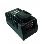 Chargeur compatible pour outillage portatif FROMM / MILWAUKEE (système PBS3000) / MAFELL (coulissante) 3A 7.2V-14.4V