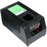 Chargeur pour batteries de type Panasonic non coulissantes - 3,0A - 9,6V - 18V / Ni-Cd + Ni-MH