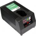 Chargeur compatible pour batterie outillage PASLODE / SPIT RB8513 (embout ovale) 3A 6V