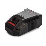 Chargeur d'origine pour batteries de type Bosch coulissantes(gamme pro bleue) - 6A - 14,4V - 18V / Li-Ion