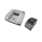 Chargeur pour batteries de type Hilti coulissantes - 2,1A - 24V / Ni-Cd-Ni-Mh
