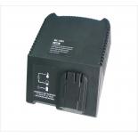 Chargeur pour batteries de type AEG et Atlas Copco (système PBS3000) - 1,5A - 9,6 V - 18V / Ni-Cd + Ni-MH
