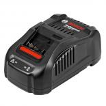 Chargeur d'origine rapide pour batteries de type Bosch coulissantes (gamme pro bleue) - 8A - 14,4V - 18V / Li-Ion