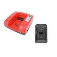 Chargeur pour batteries de type Hilti RB1169, RB1176 et RB1198 - 2,1A - 14,4V - 36V / Li-Ion