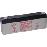 Batterie plomb 12V pour sirène extérieur - BATPB2