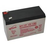 Batterie pour portail motorisé plomb 12V 7Ah
