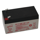 BATTERIE PLOMB ETANCHE ENERSYS NP1.2-12 - 12V 1.2Ah