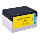 Batterie lithium lifepo4 12V 22Ah spéciale Golf