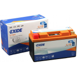 Batterie moto Exide Lithium ELT9B 12V / 36Wh