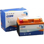 Batterie moto Exide Lithium ELTZ14S 12V / 60Wh
