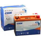 Batterie moto Exide Lithium ELTX20H 12V / 84Wh