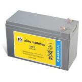 Batterie plomb Gel 12V 7.5Ah décharge lente