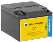 Batterie plomb Gel 12V 26Ah décharge lente
