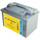 Batterie plomb Gel 12V 75Ah décharge lente
