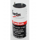 BATTERIE CYCLON 0850-0004 2V 8Ah type E