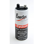 BATTERIE CYCLON 0820-0004 2V 25Ah type BC
