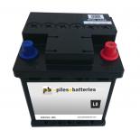 Batterie de démarrage L0 pour voiture sans permis 12V 45Ah / 400A