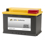 Batterie de démarrage AGM 12V 70Ah / 760A compatible Start and Stop