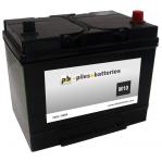 Batterie de démarrage M10D 12V 70Ah / 600A