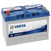 Batterie de démarrage Varta Blue Dynamic G8 12V 95Ah / 830A