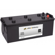 Batterie démarrage PL / camion D14G/D4 12V 135AH 850A