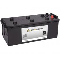Batterie démarrage PL / camion B15G/D5 12V 180AH 1100A