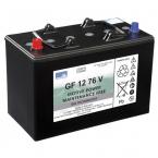 Batterie plomb Gel 12V 87Ah décharge lente