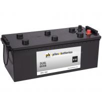 Batterie démarrage pour autocar / autobus B15G 12V 200AH 1200A