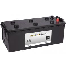 Batterie démarrage PL / camion M16G/D6 12V 225AH 1300A