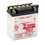 Batterie moto YUASA YB3L-B 12V / 3Ah