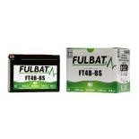 Batterie moto YT4B-BS étanche 12V 2.4Ah