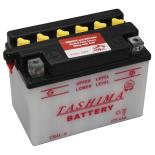 Batterie moto YB4L-A 12V / 4Ah