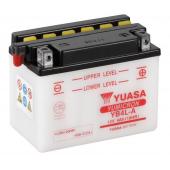 Batterie moto Yuasa YB4L-A 12V / 4Ah