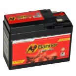 Batterie moto Banner GTR4-5 / YTR4A-BS GEL 12V / 3Ah