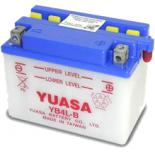 Batterie moto Yuasa YB4L-B 12V / 4Ah