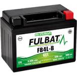 Batterie moto YB4L-B Gel 12V / 5Ah
