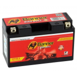 Batterie moto Banner GT7B-4 / YT7B-4  GEL 12V / 6Ah