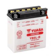 Batterie moto Yuasa YB5L-B 12V / 5Ah