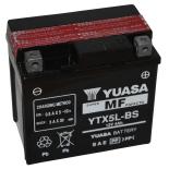 Batterie moto Yuasa YTX5L-BS étanche 12V / 4Ah