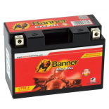 Batterie moto Banner GT9B-4 / YT9B-4 GEL 12V / 8 Ah