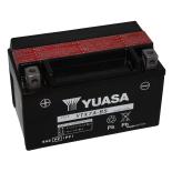 Batterie moto Yuasa YTX7A-BS étanche 12V / 6Ah
