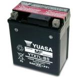 Batterie moto Yuasa YTX7L-BS étanche 12V / 6Ah