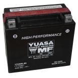 Batterie moto Yuasa YTX20HL-BS étanche 12V / 18Ah